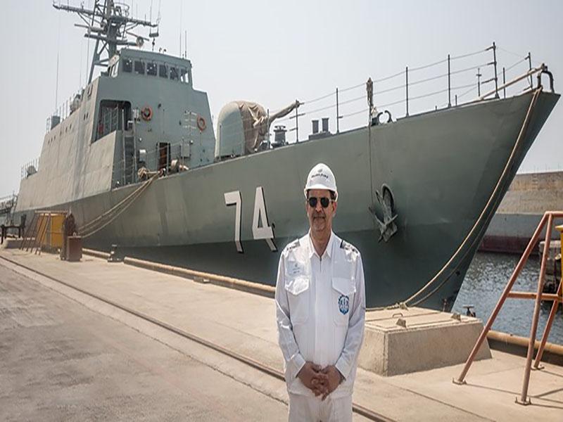 دریادار دوم شیخی: ارتش ناوشکن 200 متری میسازد