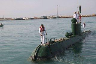 الحاق دو شناور زیر سطحی کلاس غدیر به ناوگان نیروی دریایی ارتش