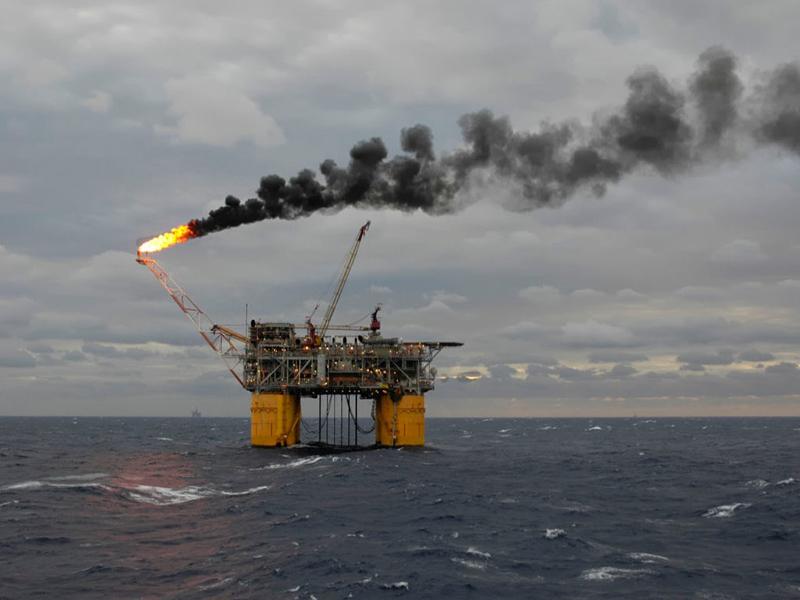 تولید نفت و گاز آمریکا در خلیج مکزیک پس از طوفان