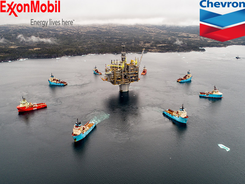 برد غولهای انرژی آمریکا از تحریمهای نفتی ضدایرانی
