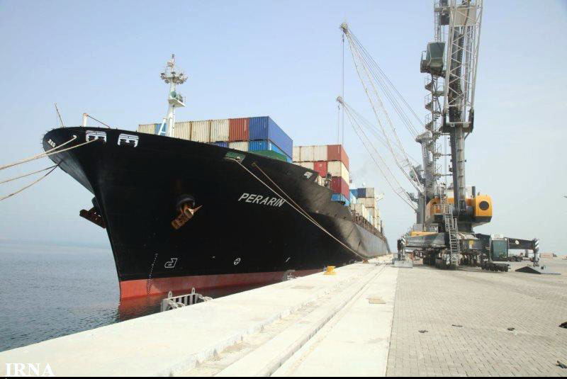 467 میلیارد تومان قرارداد سرمایه گذاری در بندر چابهار امضا شد