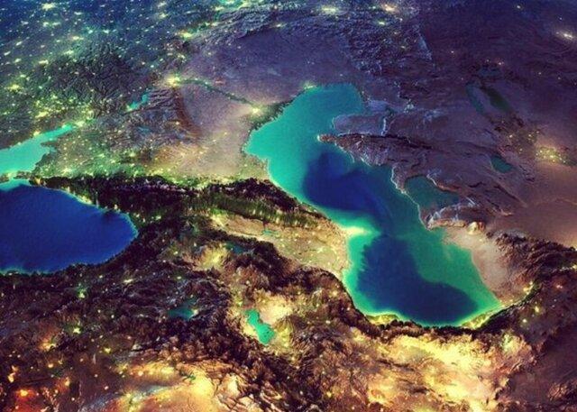 هشدار محققان نسبت به تبدیل شدن دریای خزر به دریایمرده