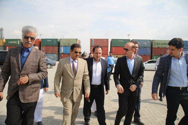 تمایل عمان برای حضور تجاری در بندر شهید بهشتی چابهار