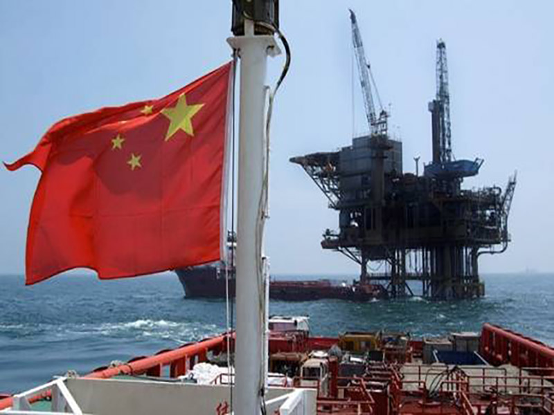 افزایش سرمایهگذاریهای چین در اکتشاف نفت و گاز