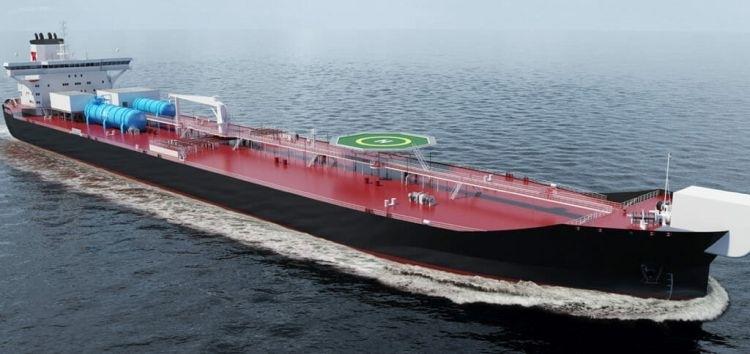 جدیدترین طرح مفهمومی کشتی مخزنی توسط شرکت Teekay