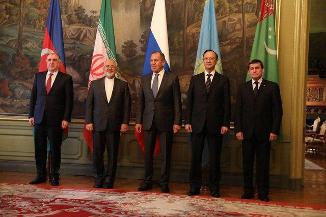 رحیمپور: سهم ایران از دریای خزر 20 درصد نیست