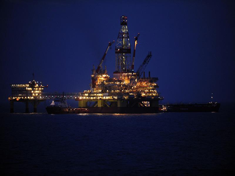 آشنایی با میدان نفتی کانتارل