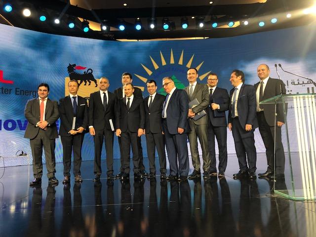 لبنان قرارداد اکتشاف نفت و گاز را با کنسرسیوم خارجی امضا کرد