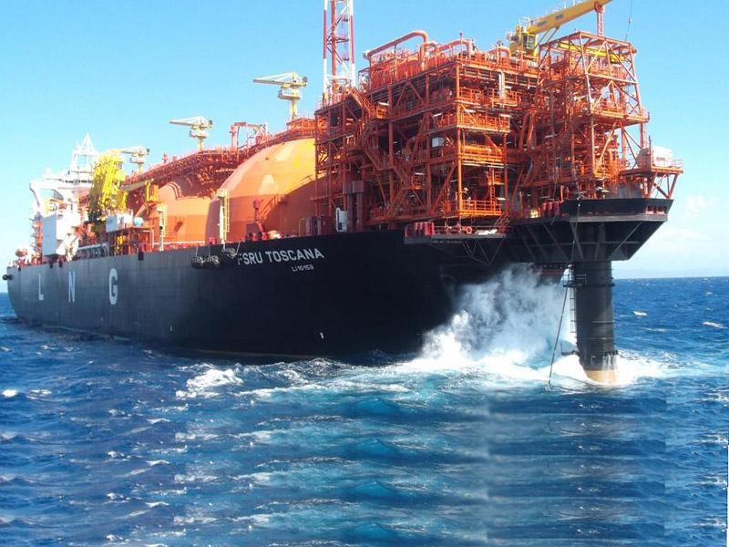 FSRU ها سودآورتر از کشتیهای حمل LNG